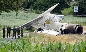 Crash TU-154
