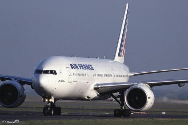 Boeing 777 de la compagnie aérienne Air France