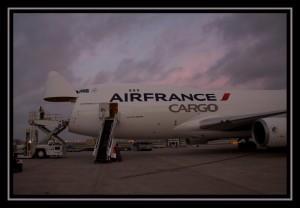 Escale Air France Cargo © G. Carcassonne