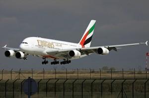 Emirates Airbus A380 © Eduard Heisterkamp