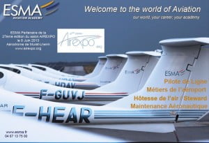 Flyer ESMA - AIREXPO