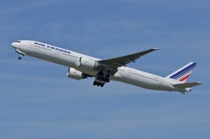 Air France Boeing 777-300 © Aeroworldpictures