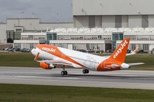 Airbus A320 easyJet © easyJet