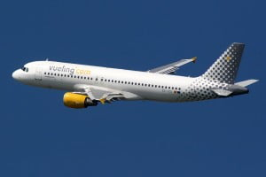 Airbus A320 Vueling © FlightReal