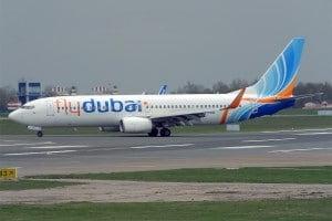 Boeing 737 Fly Dubai © Anna Zvereva