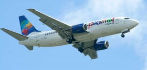 Boeing 737 Small Planet Airlines © Arz