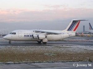 City Jet Avro-RJ85