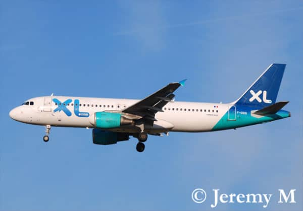 XL Airways en province