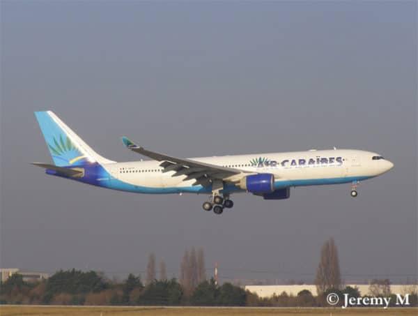 Air Caraibes et Corsairfly