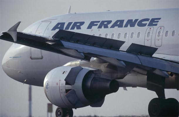 Grève Air France à Marseille