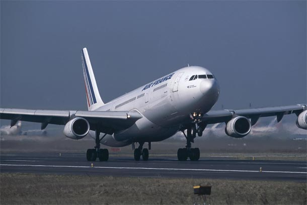 Air France, reprise des vols