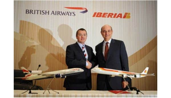 British Airways et Iberia vers la fusion