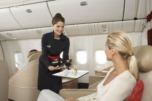 Hôtesse de l'air Air France
