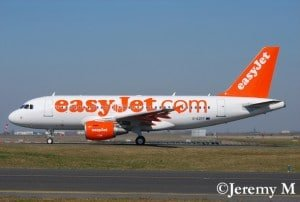 Airbus A319 Easyjet
