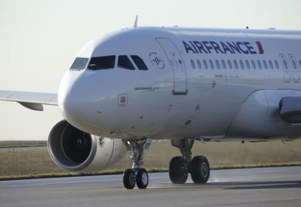 Air France, jour de grand-messe