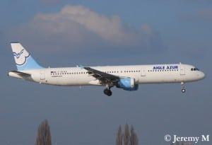 Airbus A321 Aigle Azur