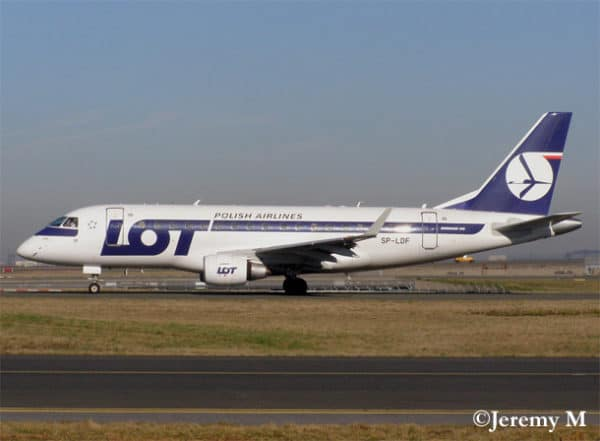 LOT Polish Airlines – Air France