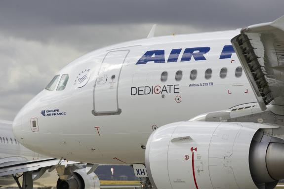 Nouveau site Air France
