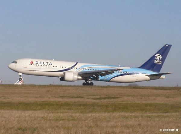 Boeing B767-300 Delta Air Lines