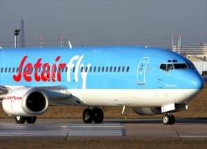 Boeing 737-400 Jetairfly