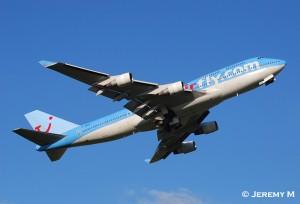 Boeing 747 Corsairfly
