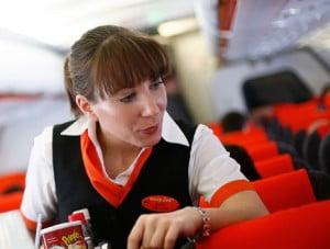 easyJet - Cabin Crew - hôtesse de l'air - PNC