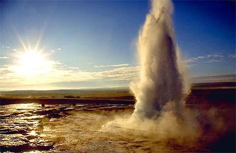 Volcan islandais, le retour…