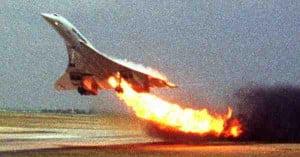 Crash de Concorde Air France