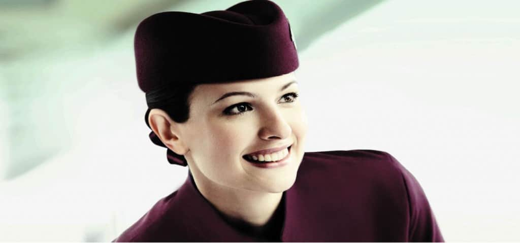 Qatar Airways recrute des hôtesses de l'air