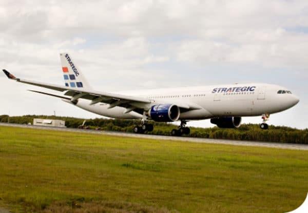 Strategic Airlines au sol