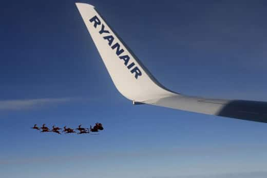 Communiqué de presse Ryanair