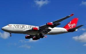 Boeing 747 Virgin Atlantic © Eluveitie