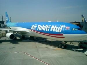 Airbus A300 Air Tahiti Nui © tomzo