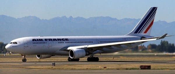 Air France sous les 4€