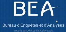 Le BEA visé par une plainte