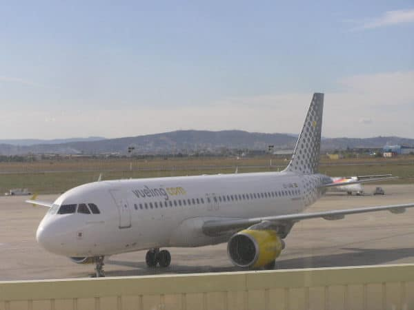 Vueling à Orly