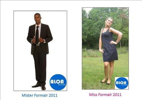 Résultat Miss et Mister ALOA