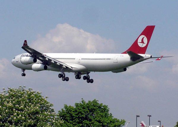 Turkish meilleure compagnie européenne