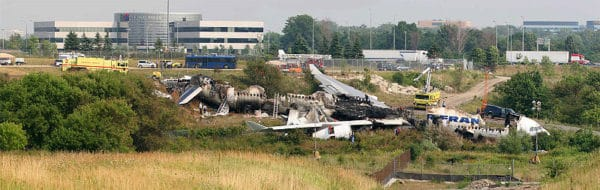Air France: « 1 crash tous les 3 ans »