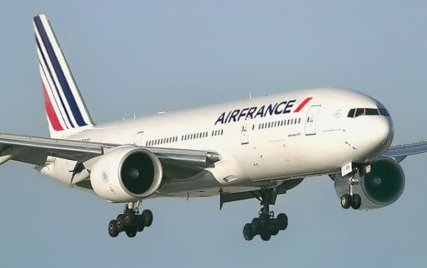 Air France en Afrique