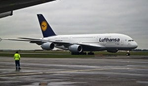Lufthansa Airbus A380 © Harri J