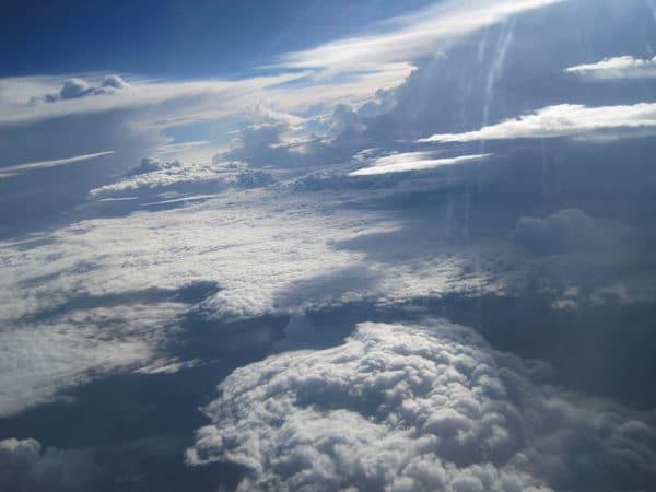 L'air, le vol, le corps