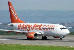 Boeing 737 easyJet © Arpingstone