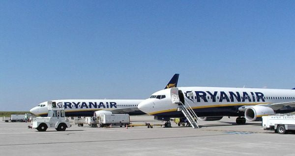 Ryanair coupable