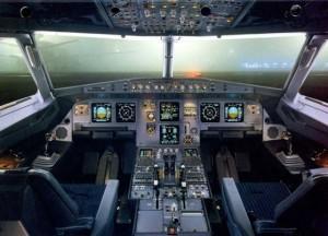 Cockpit A330 © DR