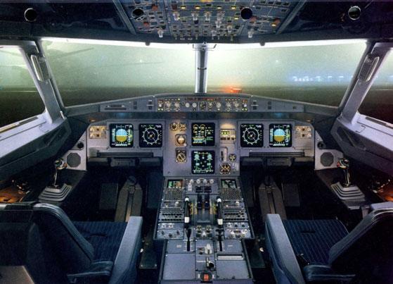 La peur en avion (humour)