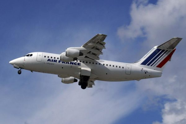 Air France et Cityjet