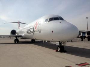 Volotea Boeing 717 © Volotea