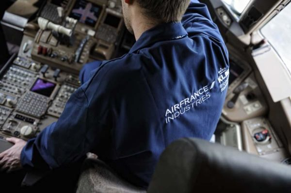 Air France, salariés mis à pied