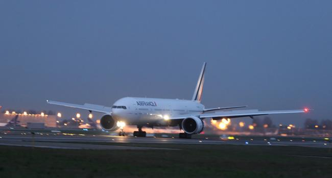 Maurice en B777-300 pour Air France